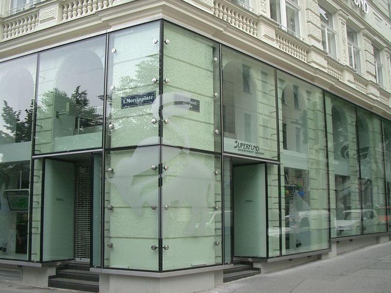 Fassade Wien