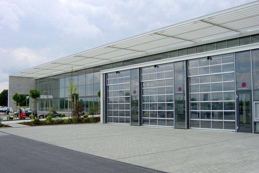 Autohaus in Memmingen