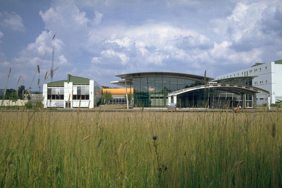 Erweiterung Industriebetrieb und Kantine Neustadt