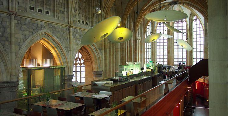 Umnutzung alter Kirchen in Maastricht