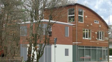 Erweiterung Wohn- u. Geschäftshaus Pullach