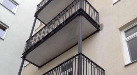 Balkonanlage München