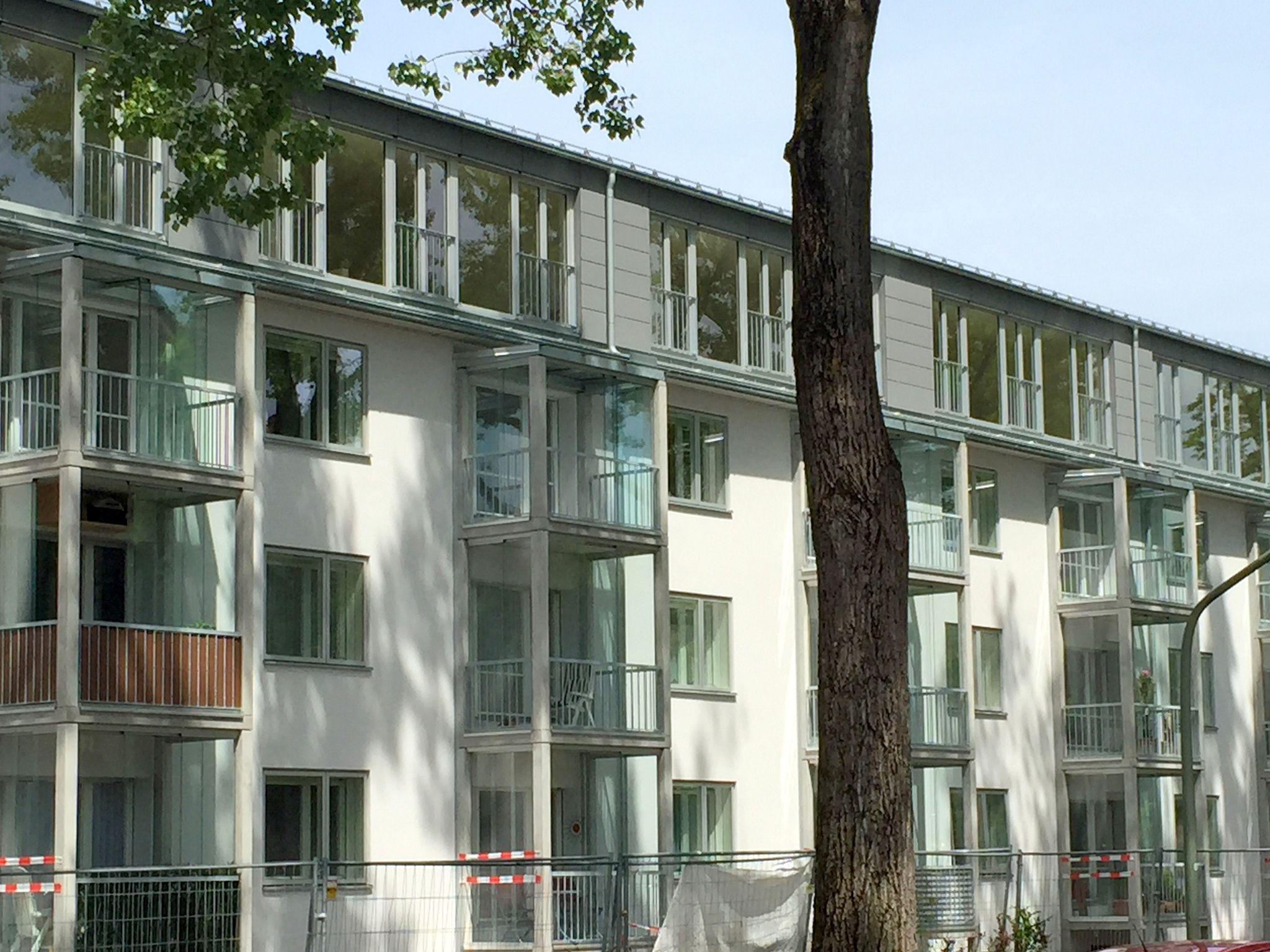 Sanierung Mietwohnanlage München
